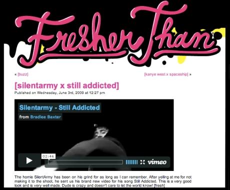 Fresherthan